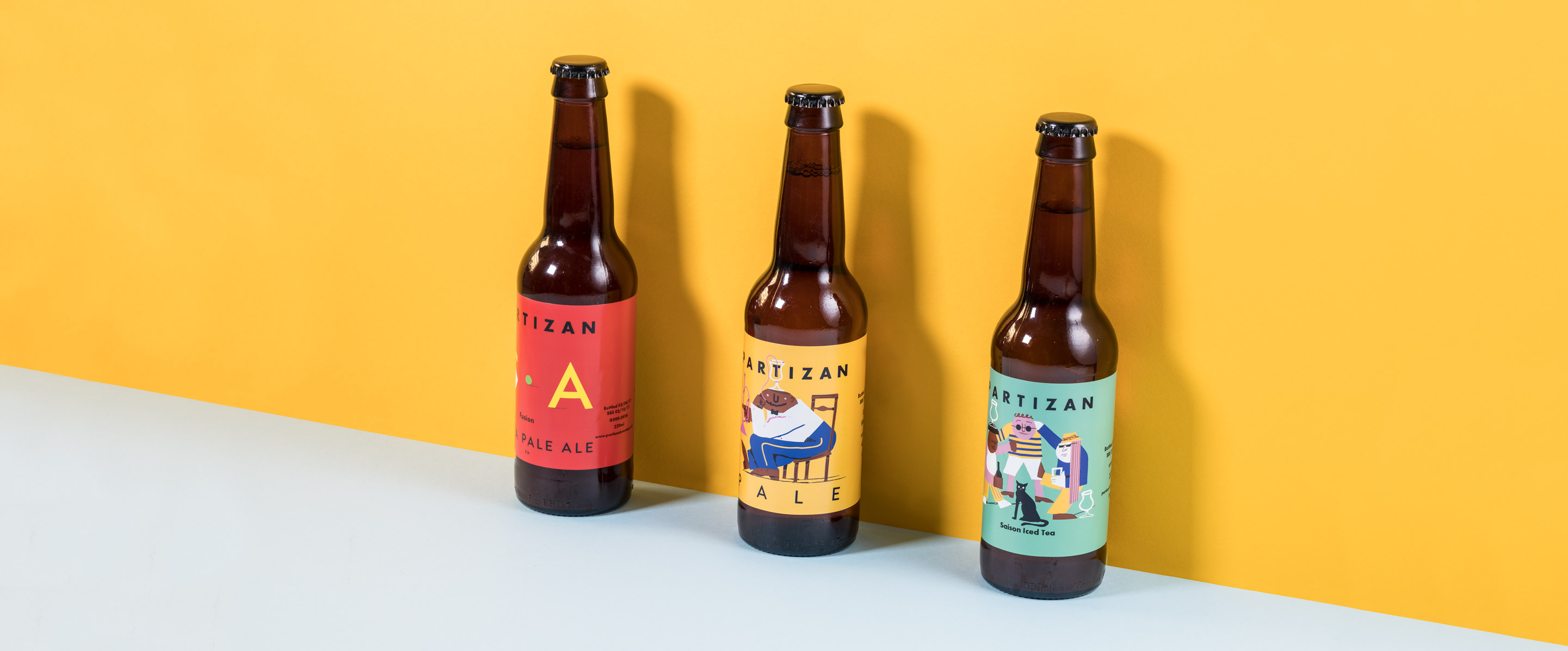 Illustrated Beer Labels We Love – Partizan