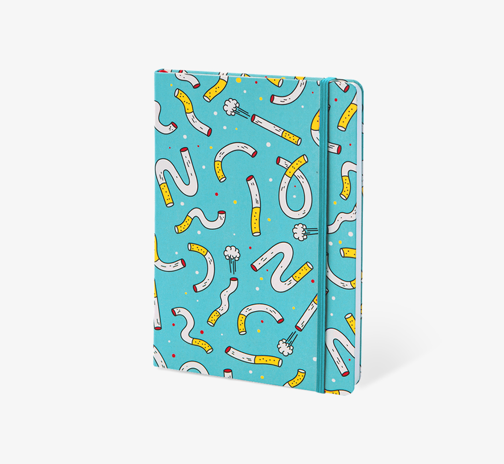 Snouts' A5 Notebook by The Editions - Bookblock Shop Stationery
