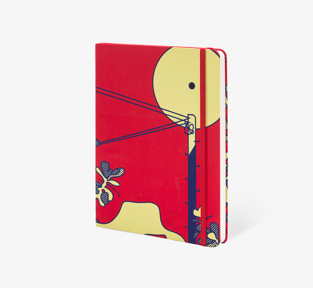 The Sky' A5 Notebook by The EditionsStationery| Bookblock