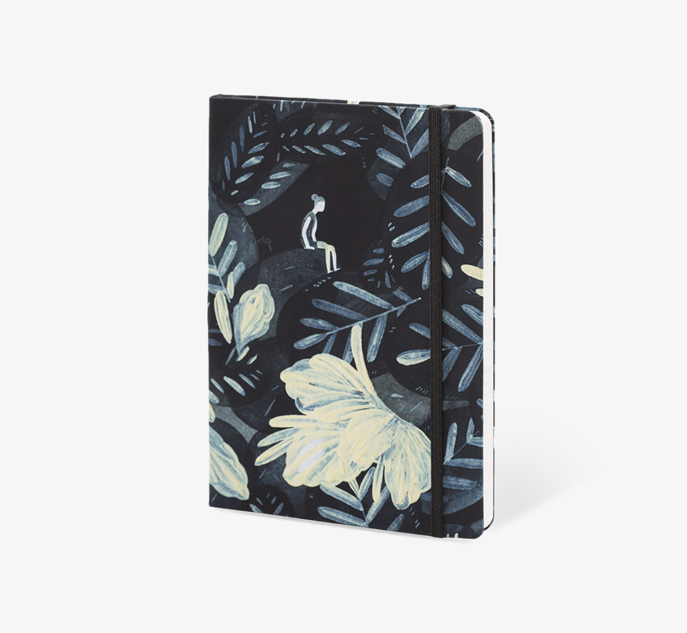 Wondering' A5 Notebook by The Editions - Bookblock Shop Stationery