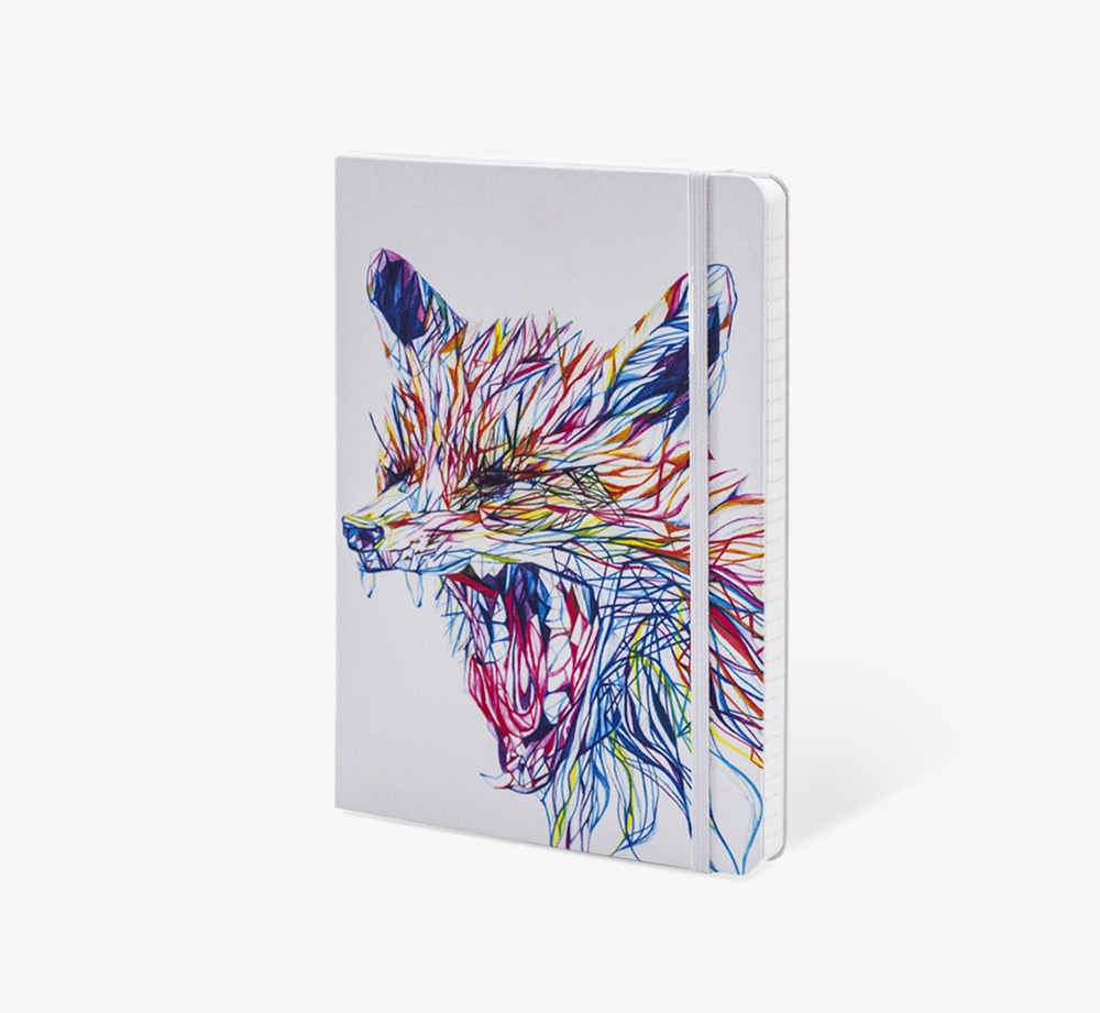 Fox' A5 Notebook by The EditionsStationery| Bookblock