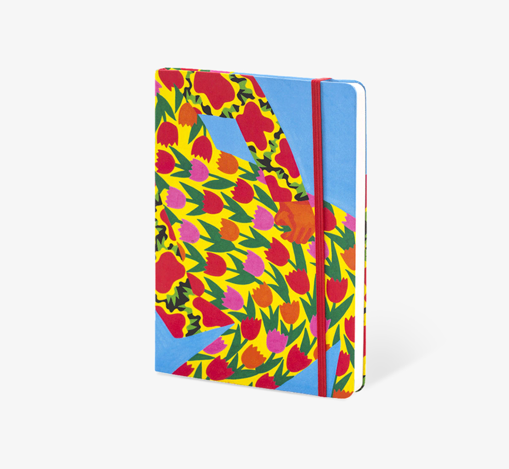 Thunder' A5 Notebook by The Editions - Bookblock Shop Stationery
