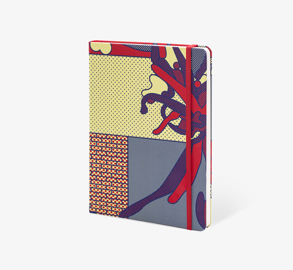 The House' A5 Notebook by The EditionsStationery  Bookblock