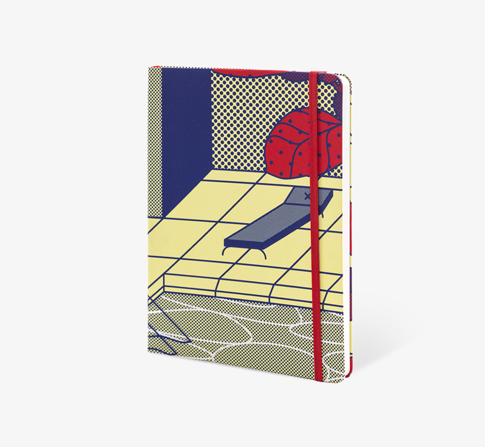 The Pool' A5 Notebook by The EditionsStationery| Bookblock