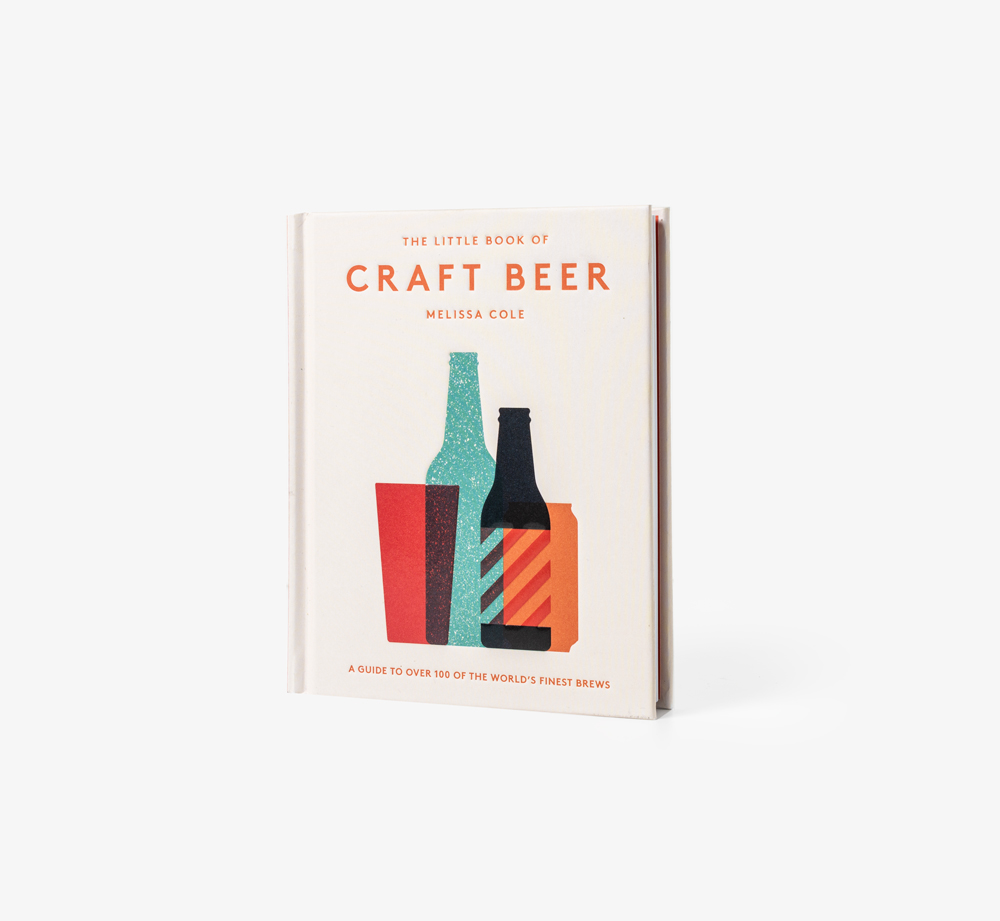 Little Book of Craft Beer by Melissa Cole - Bookblock Shop Books