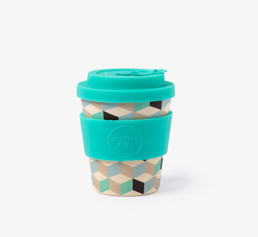 Frescher Reusable Coffee Cup 8oz by Ecoffee CupEat & Drink| Bookblock