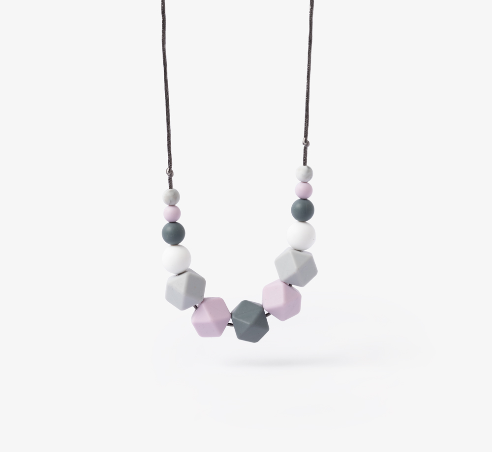 Iris Teething Necklace by Mama KnowsBaby & Kids| Bookblock
