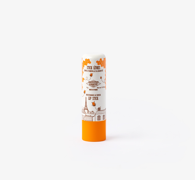 Beeswax and Shea Lip Balm by Institut KaritéPamper| Bookblock