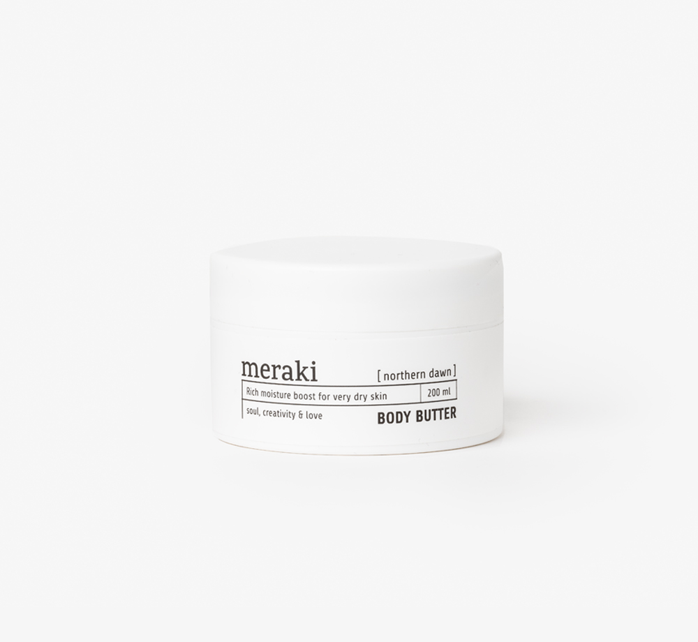 Northern Dawn Body Butter by MerakiPamper| Bookblock