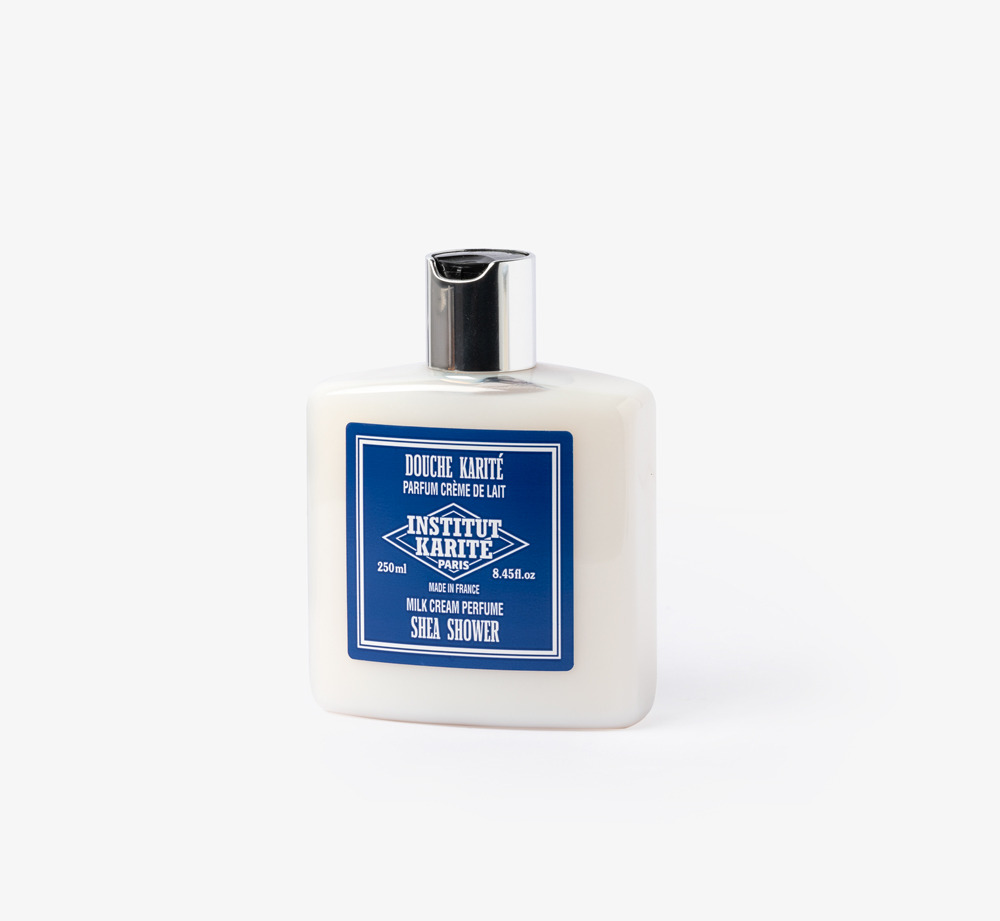 Shea Shower Milk by Institut Karité - Bookblock Shop Pamper
