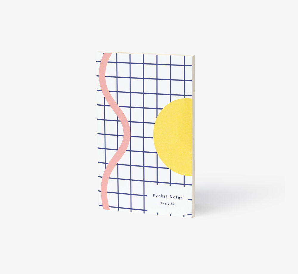 Carmel Every Day Pocket Notes by BookblockStationery| Bookblock