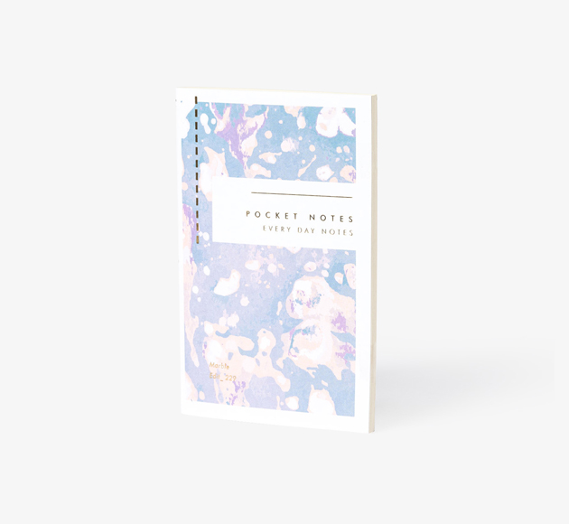 Pimlico Every Day Pocket Notes by BookblockStationery| Bookblock