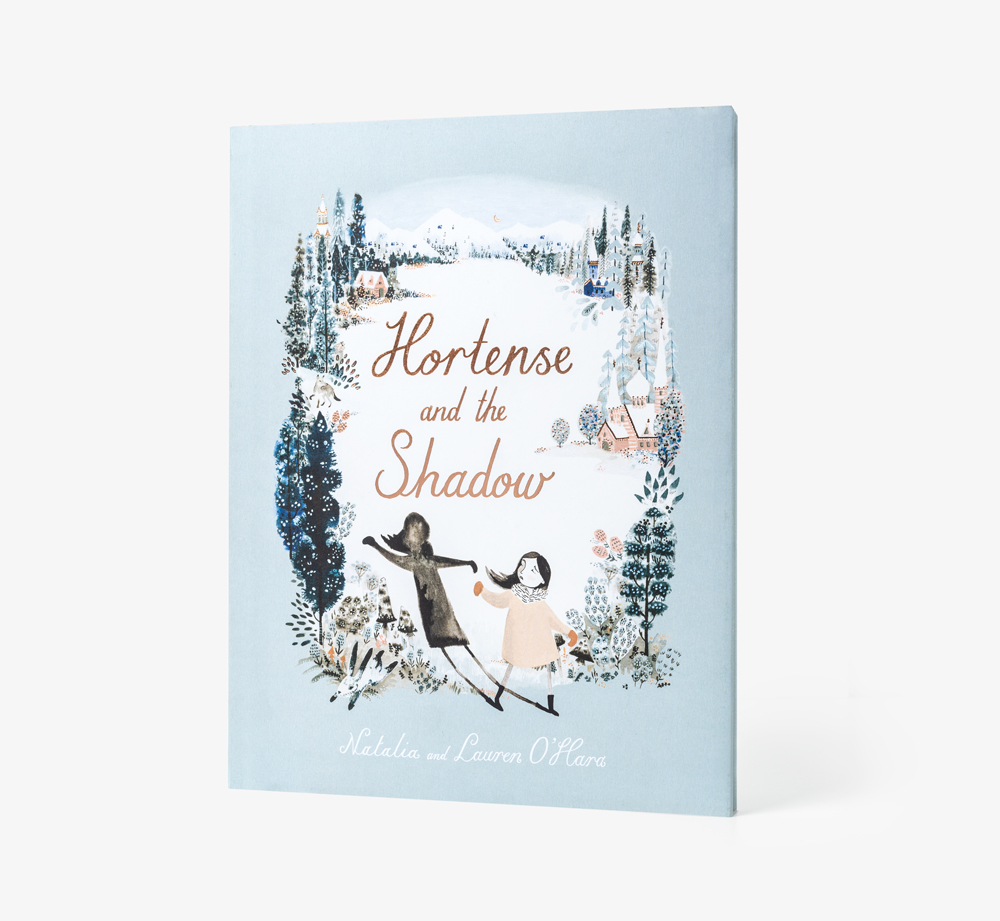 Hortense and the Shadow by Nathalie and Lauren O'Hara - Bookblock Shop Books