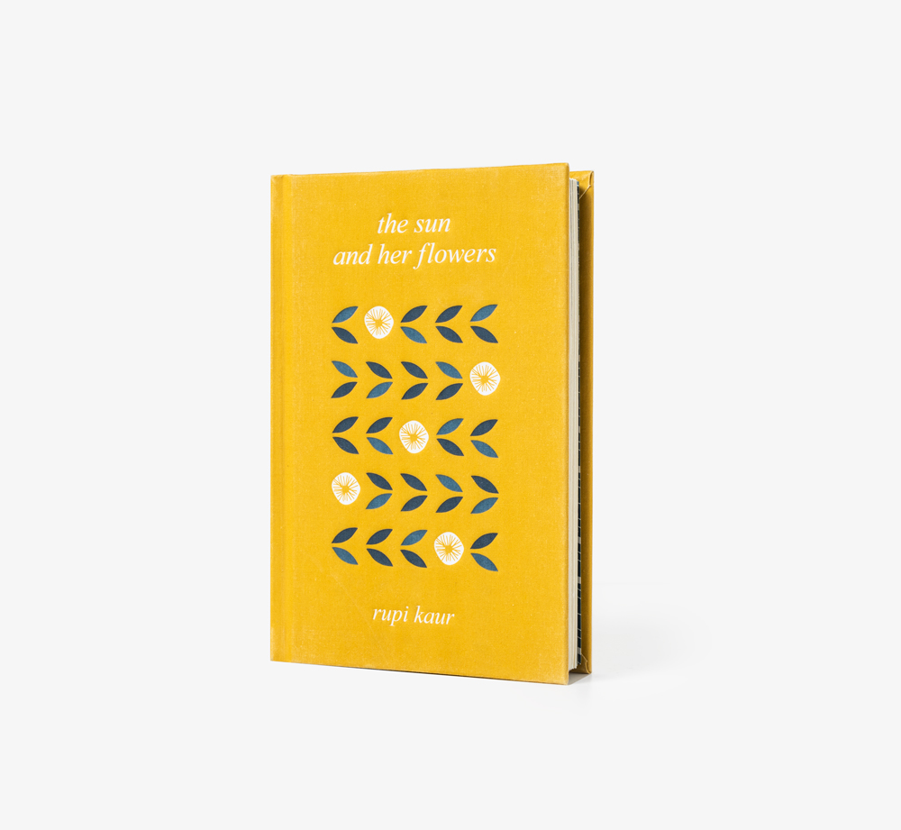 The Sun and Her Flowers by Rupi Kaur - Bookblock Shop Books