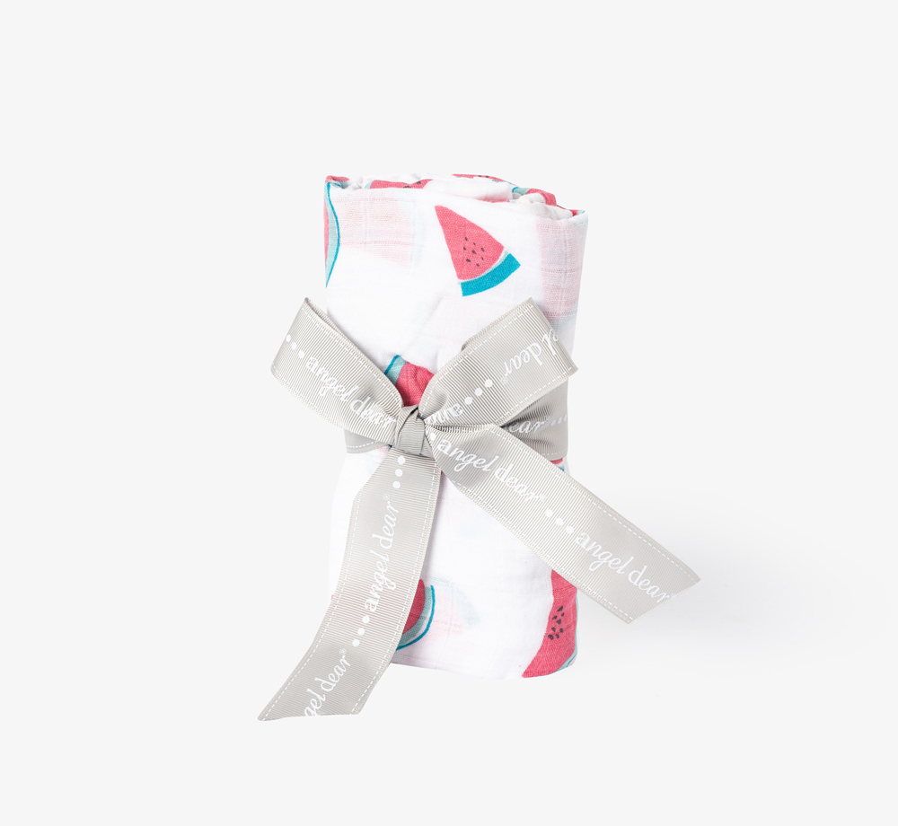 Watermelon Swaddle by Angel DearBaby & Kids| Bookblock