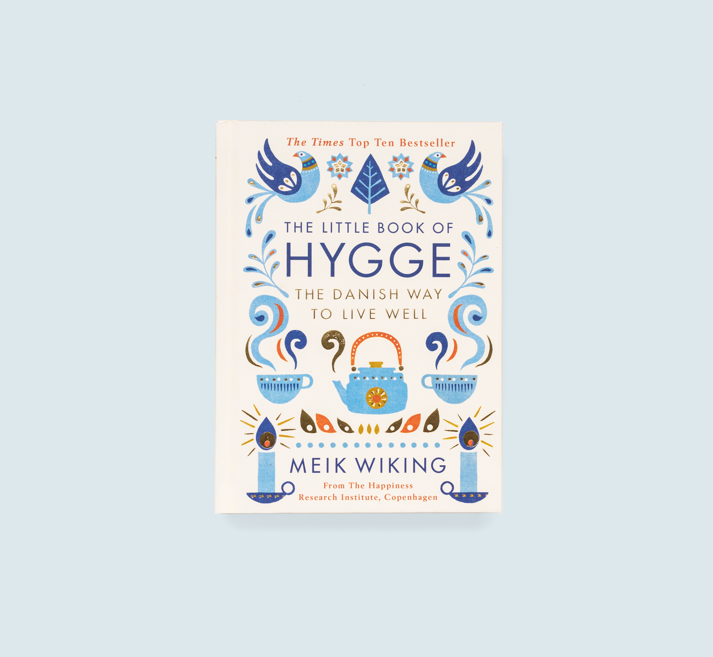 Little book of Hygge by Meik Wiking on Bookblock
