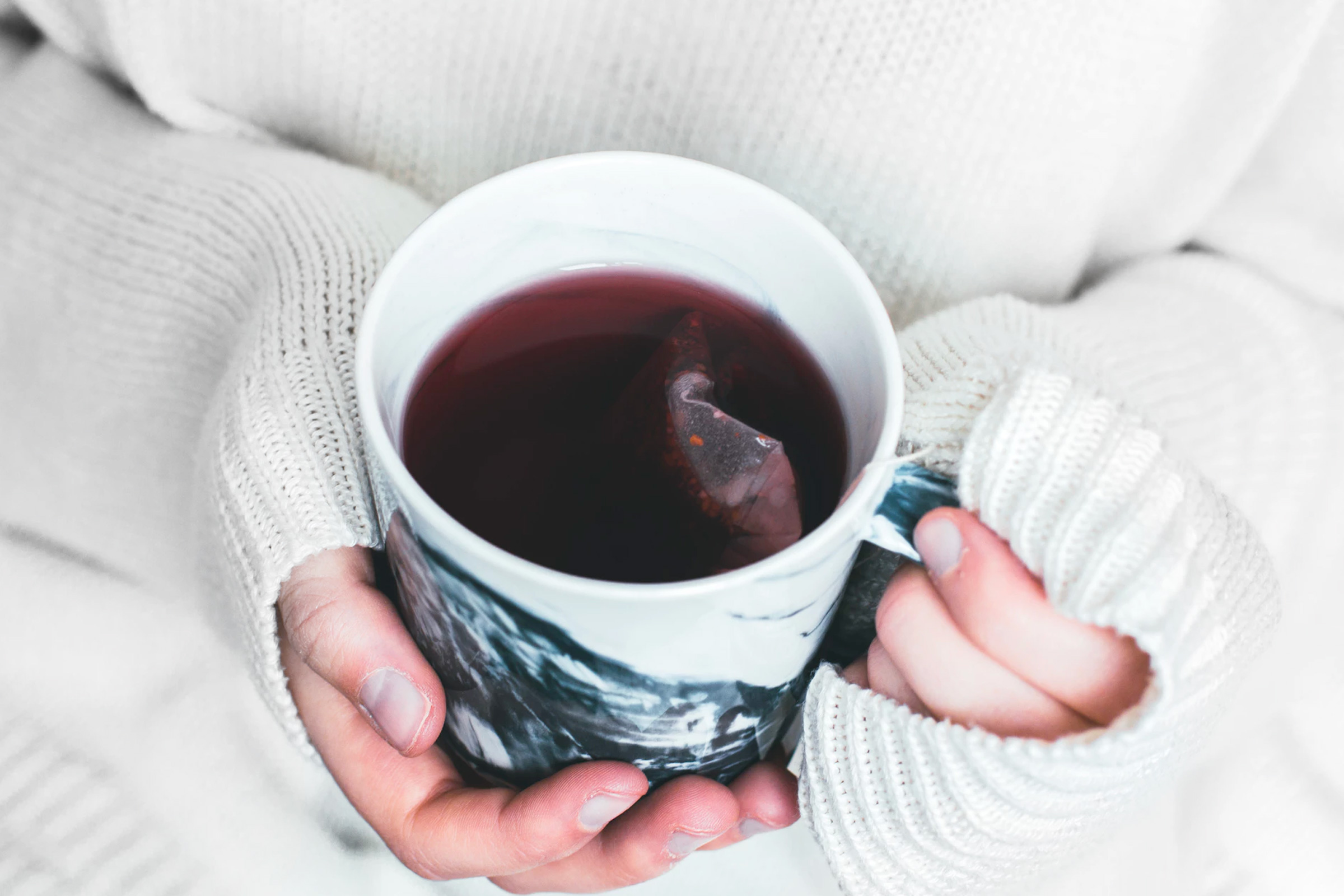 Tea trends fruit or hygge