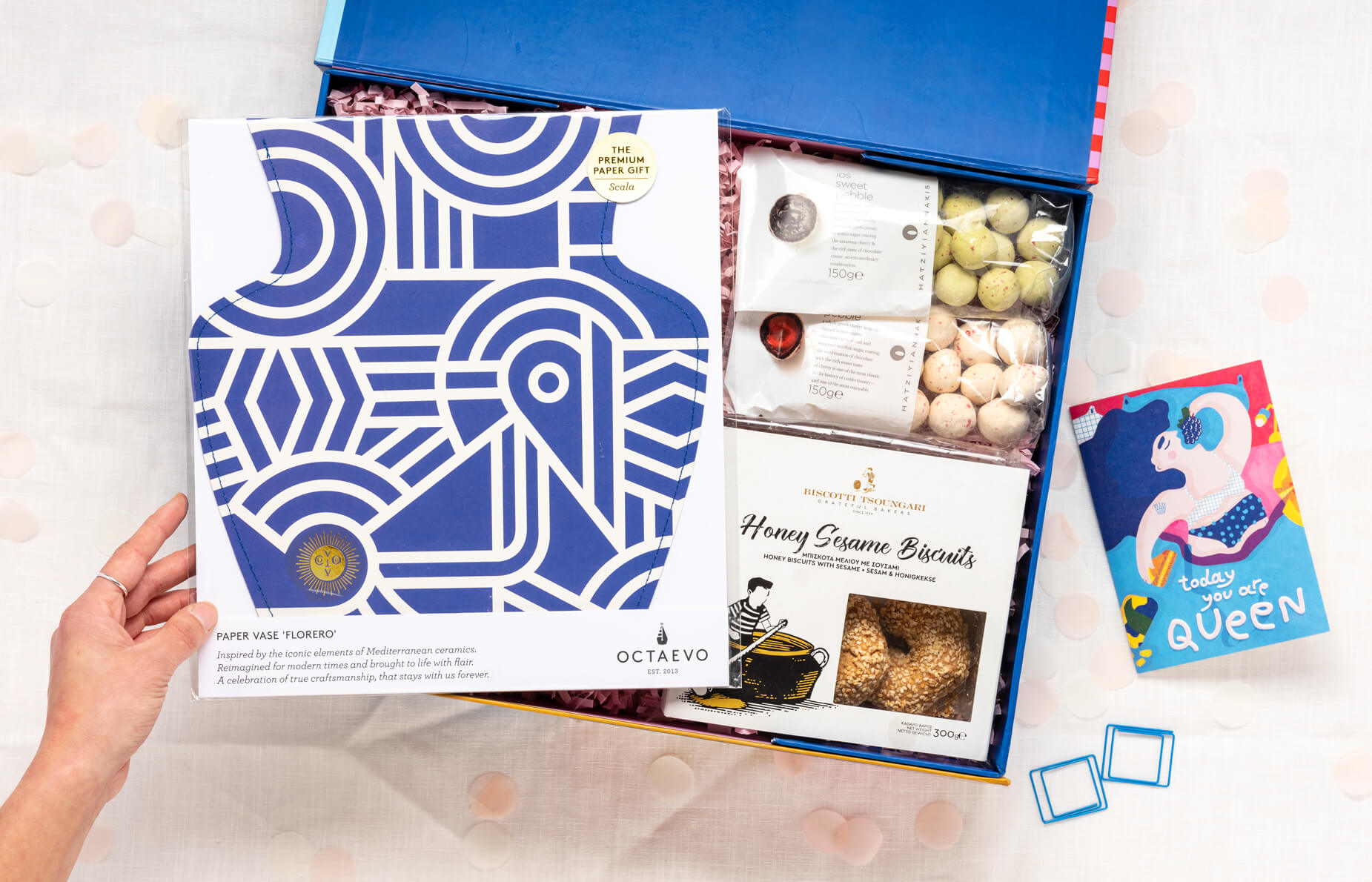 Greek Gift Boxes