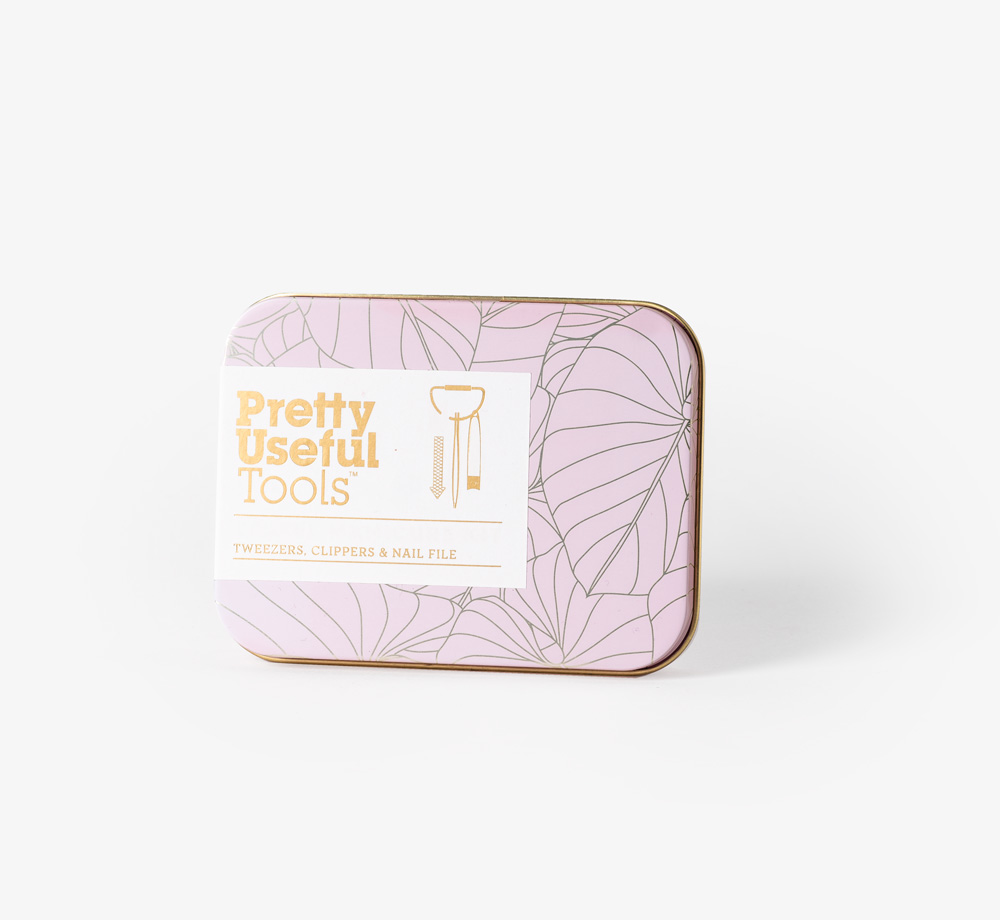 Travel Manicure kit by Pretty Useful ToolsLifestyle & Games| Bookblock