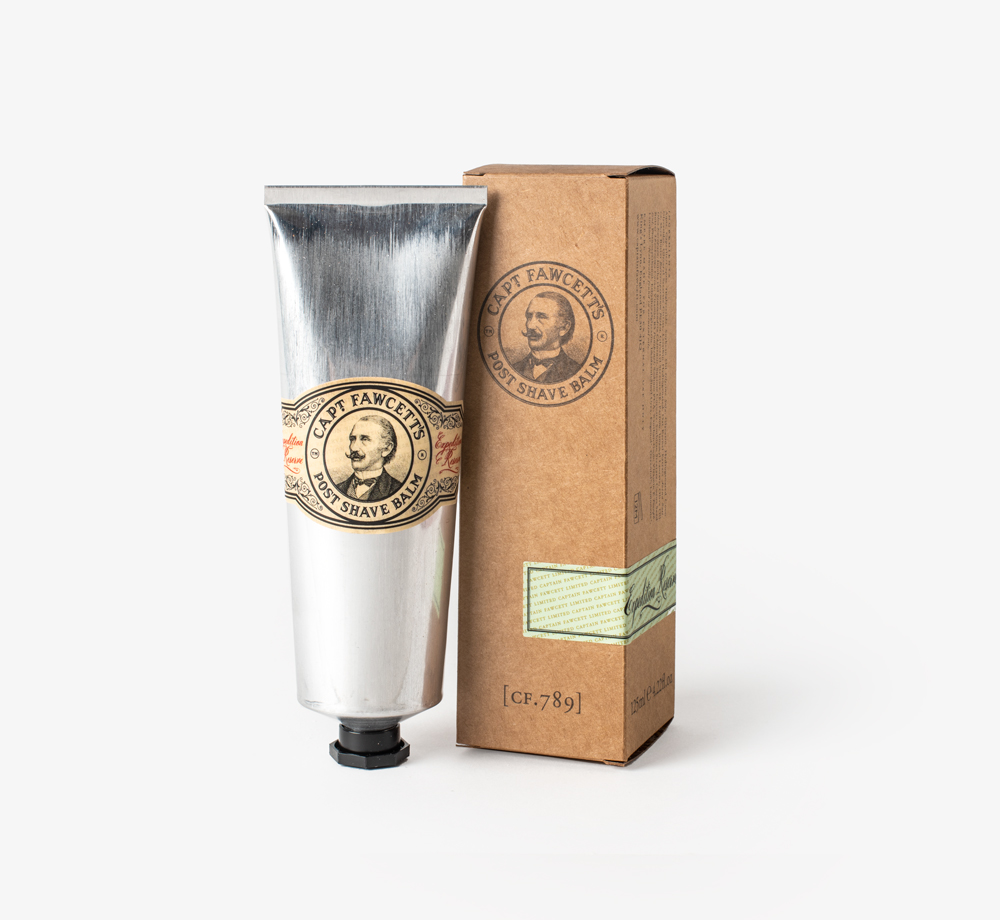 Post Shave Balm by Captain FawcettCorporate Gifts| Bookblock