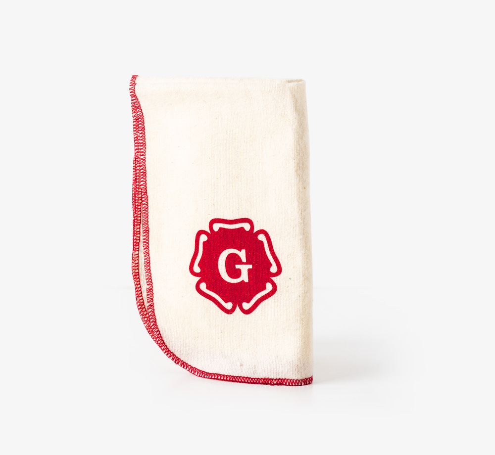 Dust Cloth Natural by GrensonMen's| Bookblock