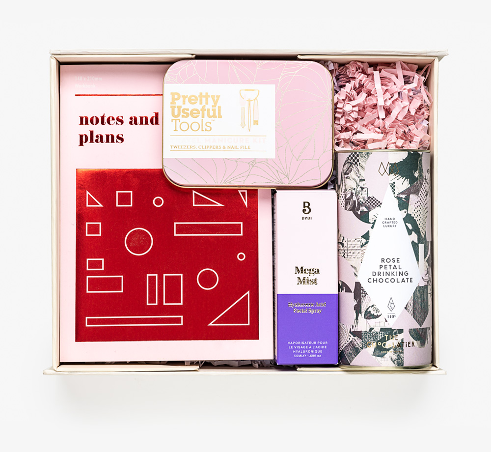 Mega Magenta Gift Box by BookblockGift Box| Bookblock