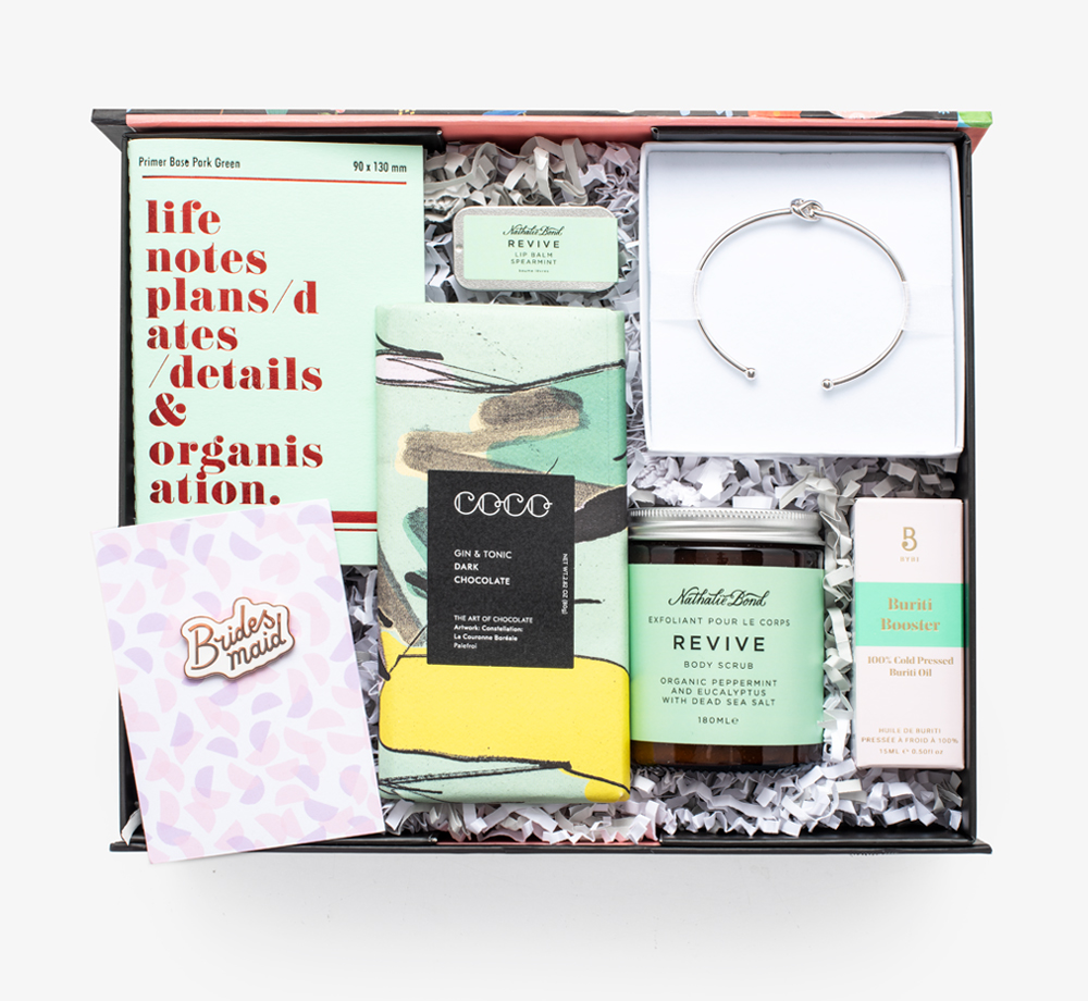 Best Lady Gift Box by BookblockGift Box| Bookblock