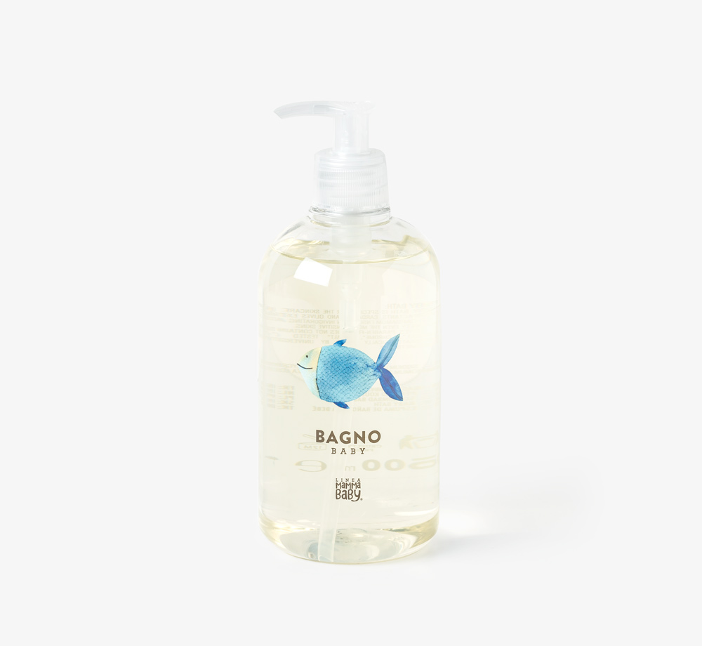 Baby Bath 500ml by Linea Mamma BabyBaby & Kids| Bookblock