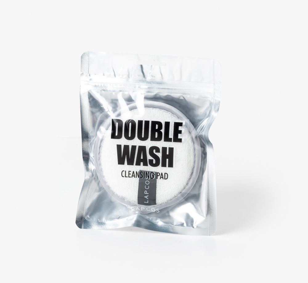 Double Wash Cleansing Pad by LapcosPamper| Bookblock