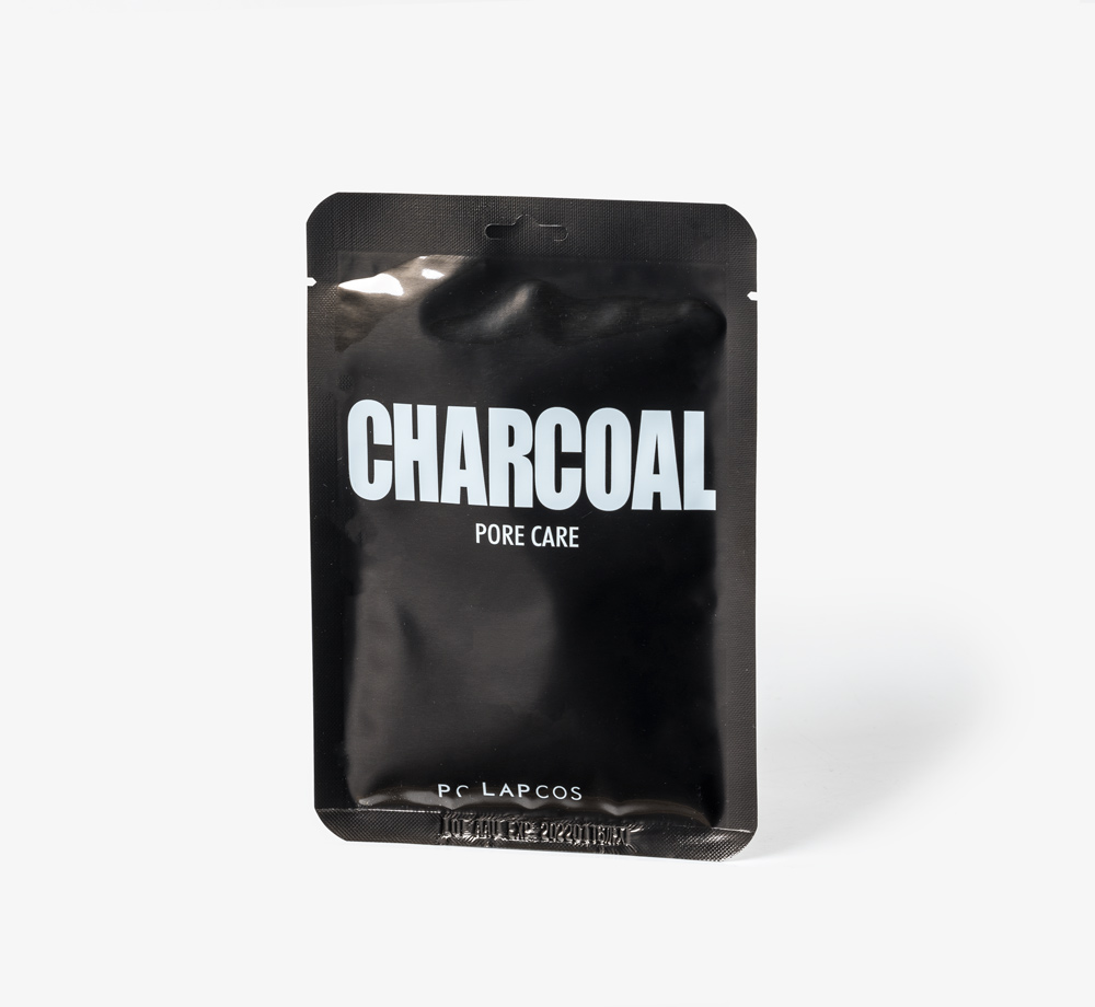 Charcoal Pore Care Skin Mask by Lapcos - Bookblock Shop Skin Care