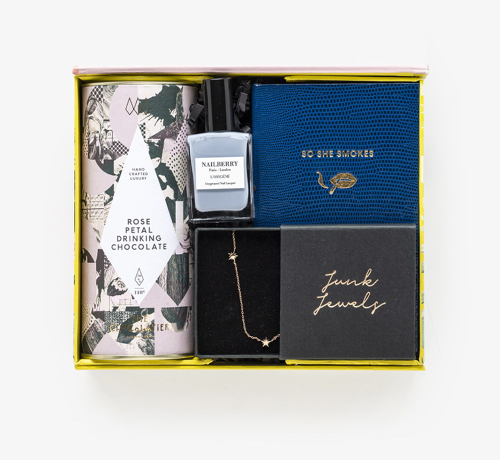 Lady Violet Gift Box by BookblockGift Box| Bookblock