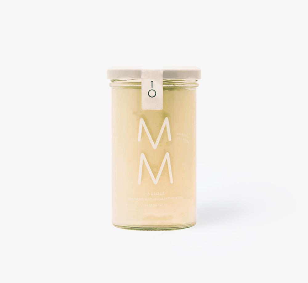 Alioli Jar 235g by MM Made with MimoEat & Drink| Bookblock