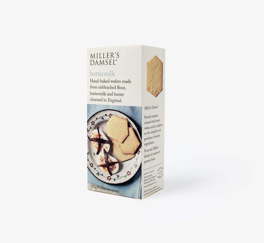 Damsel Buttermilk Wafers by Miller'sEat & Drink| Bookblock