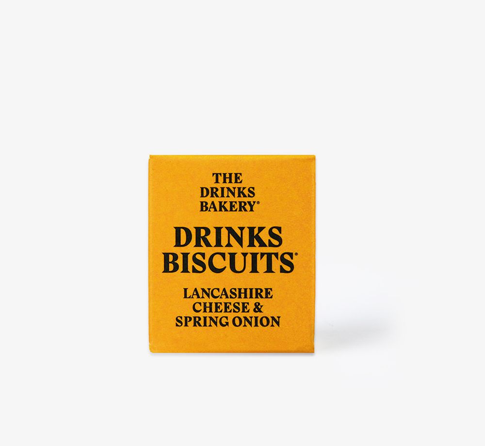 Lancashire Cheese & Spring Onion Biscuits by The Drinks BakeryEat & Drink| Bookblock