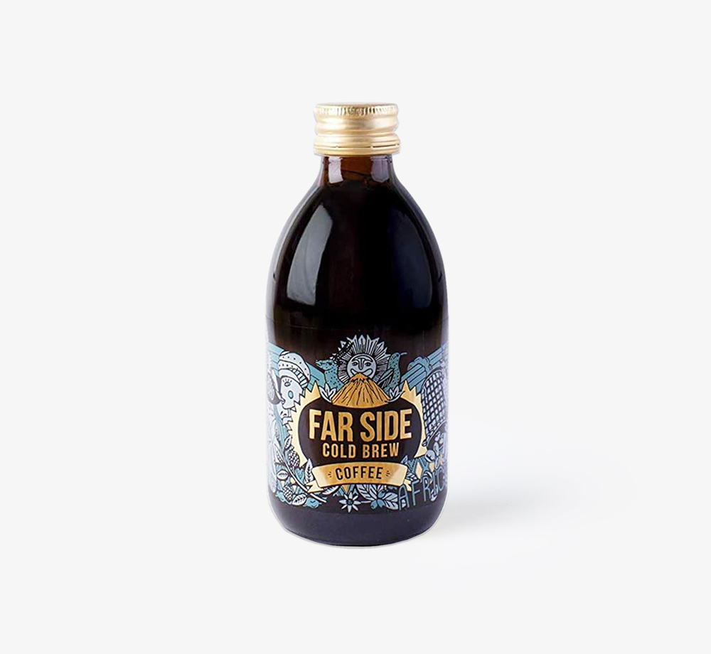 Single Origin Rwandan Cold Brew 250ml by Far SideEat & Drink| Bookblock