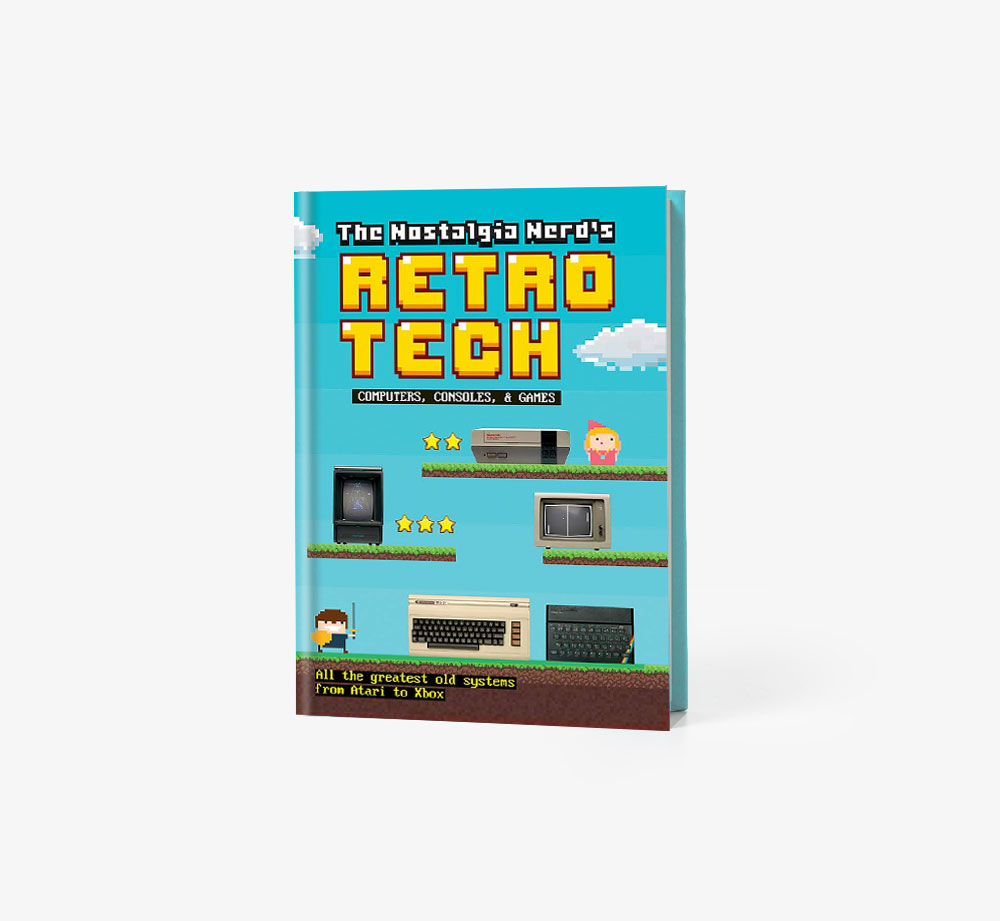 The Nostalgia Nerd's Retrotech: Computer, Consoles & Games by Peter LeighBooks| Bookblock