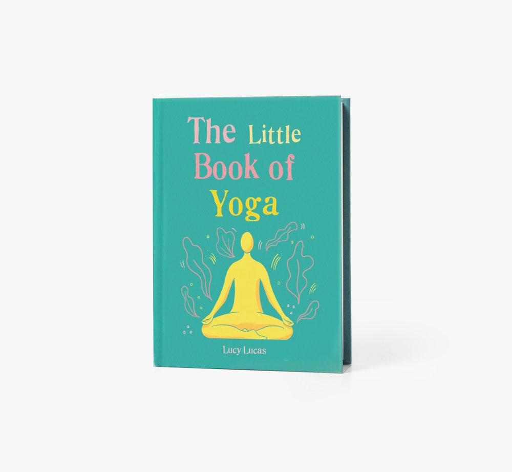 The Little Book of Yoga by Lucy LucasBooks| Bookblock