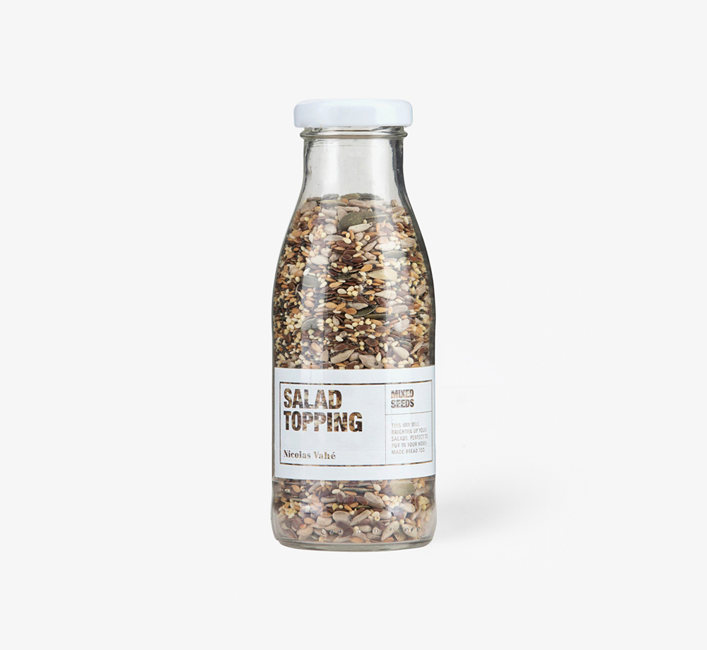 Mixed Seeds Salad Topping by Nicolas VaheEat & Drink| Bookblock