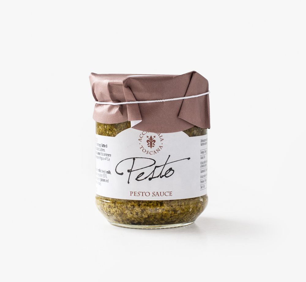 Classic Basil Pesto 180g by Just So ItalianEat & Drink| Bookblock