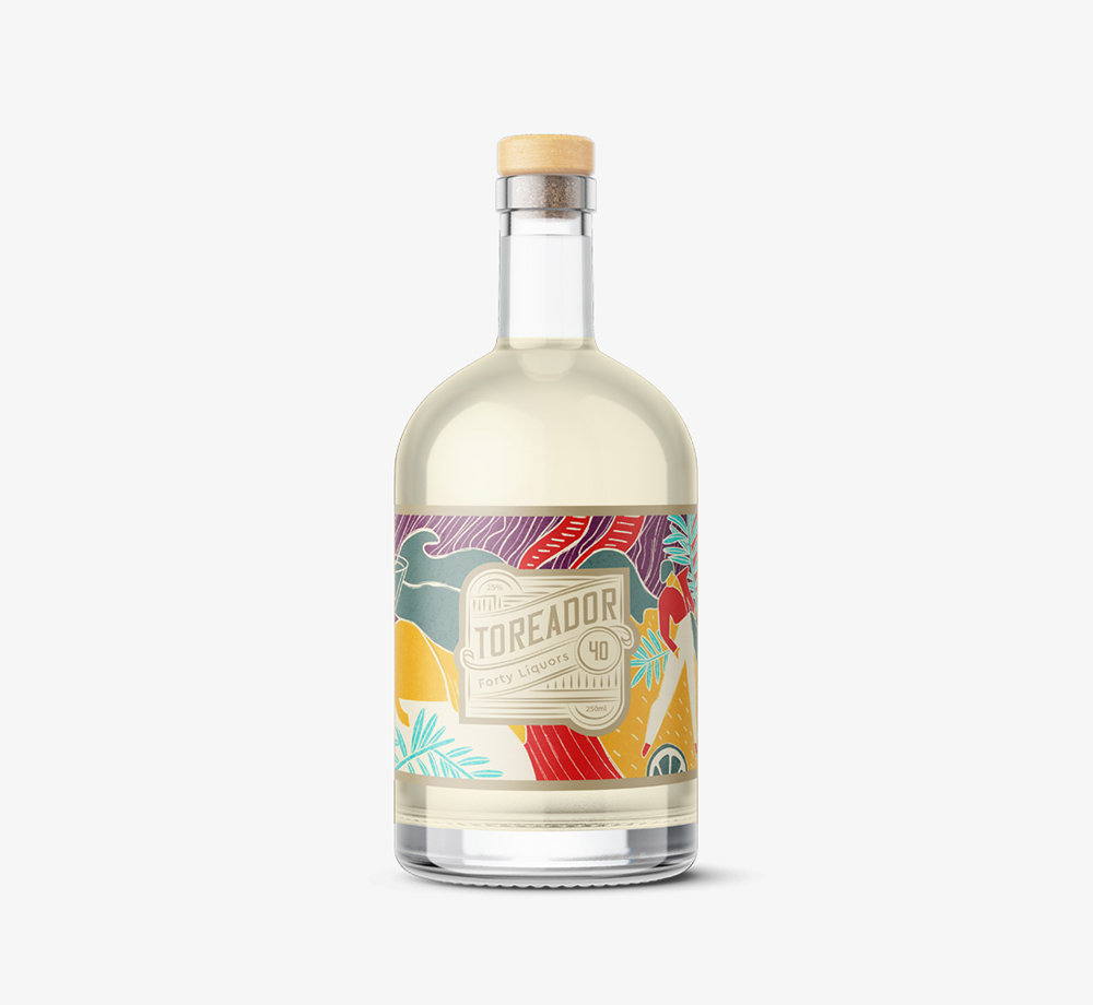 Toreador Cocktail 20cl by Forty LiquorsEat & Drink| Bookblock