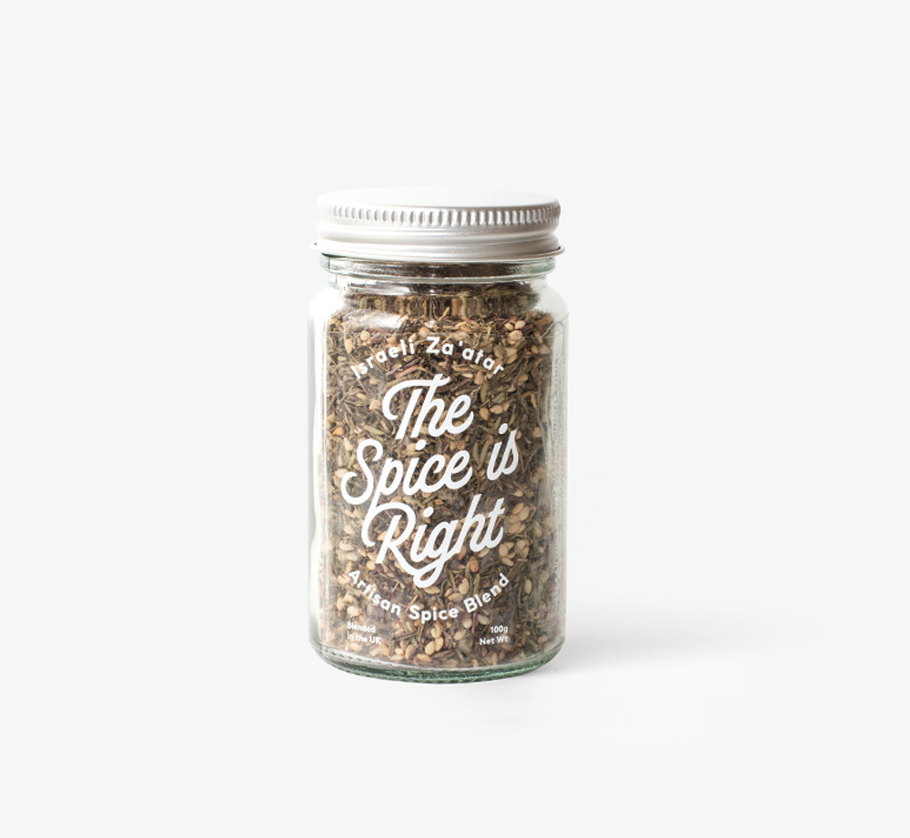 Za'atar Spice Blend by The Spice Is RightEat & Drink| Bookblock