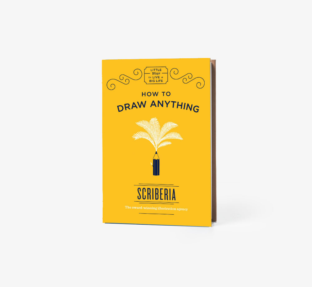 How to Draw Anything by ScriberiaBooks| Bookblock