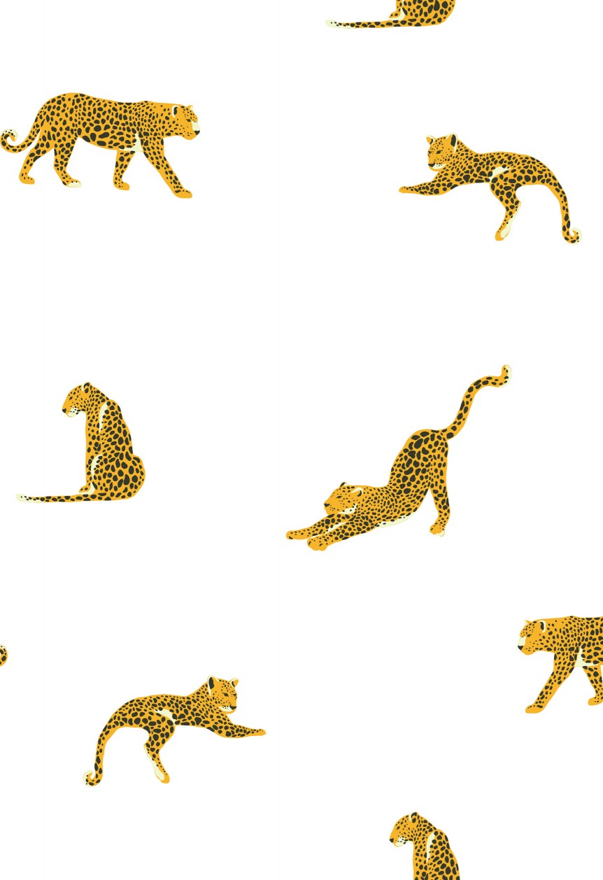 Leopards (Weekly Planner)