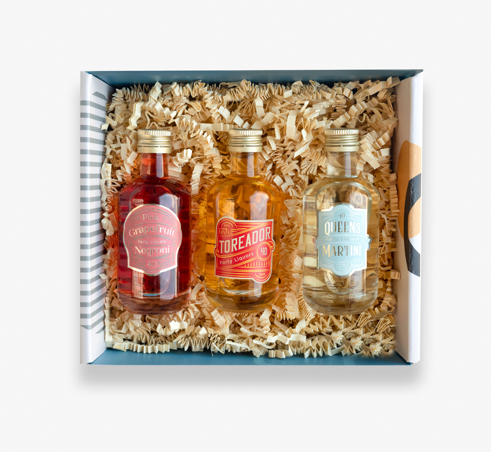 Cocktail Hour Gift Box by BookblockGift Box| Bookblock