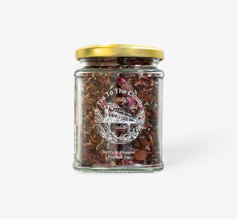 Berry & Blossom Rooibos Tea by Tea to the CloudsEat & Drink| Bookblock