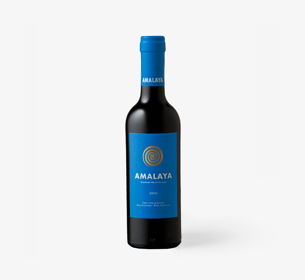 2018 Calchaquí Valley Malbec 37.5cl by AmalayaCorporate Gifts| Bookblock