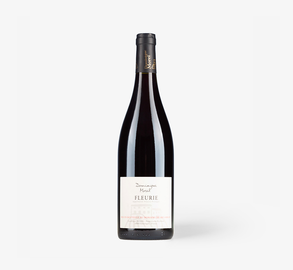 2018 Fleurie 37.5cl by Dominique MorelCorporate Gifts| Bookblock