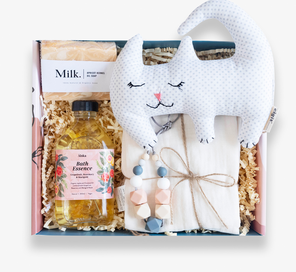 New Born Gift Box by BookblockGift Box| Bookblock