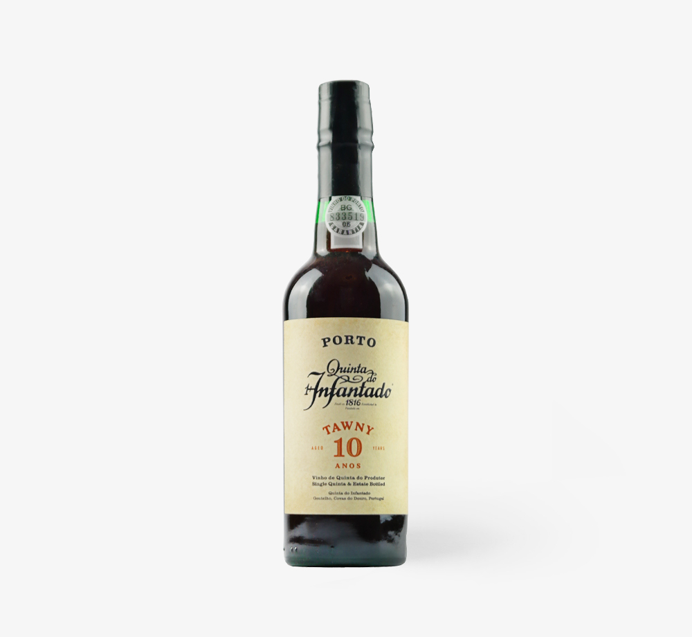 10-Year-Old Tawny Port 37.5cl by Quinta do InfantadoCorporate Gifts  Bookblock