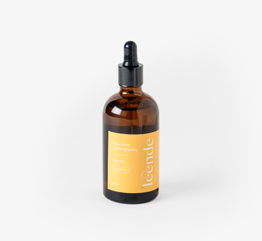 Hair Care Oil 100ml by LeendePamper| Bookblock